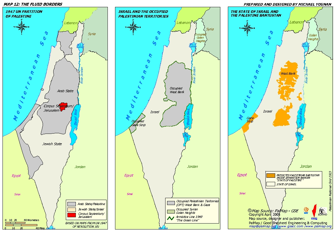 israel palestine border line dispute timeline A timeline of israel & palestine which may explain which of them has the better claim over the land some to fight against israel and most to safety many palestinians moved to gaza & west bank after the war these refugees were not allowed to enter the region and became refugees on bordering.